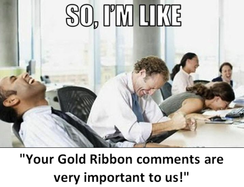 gold-ribbon-comments