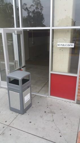 EHS Entrance 2