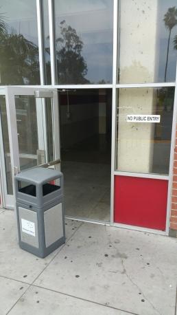 Estancia Door